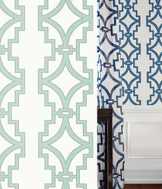 Songyue enchantment by thibaut. A large geometric print in bold colours. Link in bio for the best price per roll! #thibaut #bold #geometric #print #colour #weekend #saturday #offer  #interior #interiors #interiores #interior123 #interiordesign #interiordesigner #wallpaper #wallpapersales #wallcovering #decoration #decor #instalike #instagood #instadaily #lfl #fff #follow4follow #inspiration #home #instadecor #designer #instaart