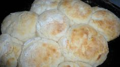 Yum... Hudson Cream is my new favorite flour!  Homemade Biscuits from Scratch