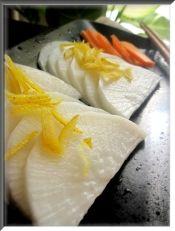 簡単!激旨!合わせて置くだけの大根漬物 レシピ・作り方 by POPOTANKOBU|楽天レシピ
