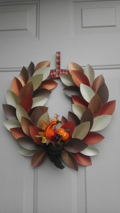 My November Wreath :)