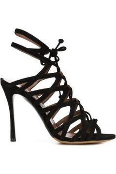 Tabitha Simmons Lace Up Stiletto Sandals https://modasto.com/tabitha-ve-simmons/kadin-ayakkabi-sandalet/br4524ct19