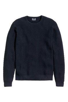H&M sweatshirt cashmere blend