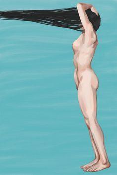 figure digital painting