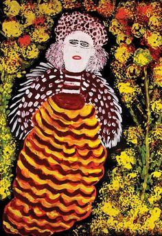 Italian artist Maria Concetta Cassarà
