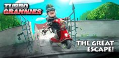 Turbo Grannies v2.0.1 - Frenzy ANDROID - games and aplications