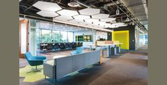 Commercial Ceiling and Wall Systems Idea & Photo Gallery Armstrong, Survey Monkey, Mineral Fiber