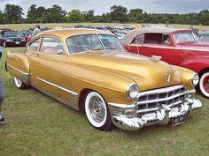 36 Cadillac 62 Sedanette (1949) | Flickr - Photo Sharing!