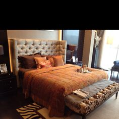A nice bed for my guest room