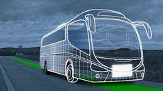 Stadtverkehr: Nur mit Strom. #Emobility #Urban #Ebus