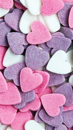 Heart Candy Sweets ★ Find more Preppy #iPhone + #Android #Wallpapers and #Backgrounds at @prettywallpaper