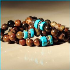 The Colors of Turquoise Collection http://www.rltcollection.com