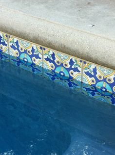 Decorative Pool Tile Inspiration Swimming Pool Tiles  House  Pinterest  Swimming Pool Tiles Decorating Inspiration