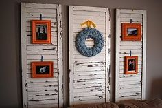 again with the shutters-where can I find some that aren't cheap plastic things?
