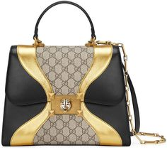 Gucci Supreme GG Leather Handbag and Leather  932ddcd27ee