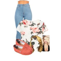 Untitled #1951 by alisha-caprise on Polyvore featuring polyvore, fashion, style, Monki and TOMS