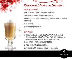 Keurig (Keurig) Caramel Vanilla Delight