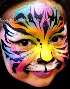 Ashley Pickin || tiger