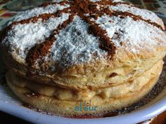 Alsurdelsur: Tarta Inglesa Cake Recipes, Sweet Tooth, Coconut, Pie, Yummy Food, Sweets, Cookies, Breakfast, Desserts