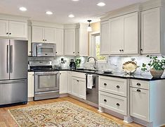 Interesting Paint Kitchen Cabinets Comes with the Colorful Idea - http://ftmf.info/paint-kitchen-cabinets/