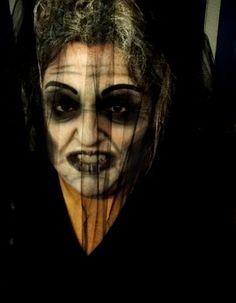 Insidious Chapter 3: Bride in Black Makeup Tutorial | Madeyewlook ...