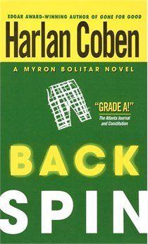 Harlan Coben. Back Spin.