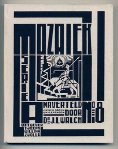Cover design: Chris Lebeau, +/- 1930