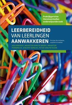 Jan Vanhoof et al. Leerbereidheid van leerlingen aanwakkeren. Plaats: 450.9 VANH.