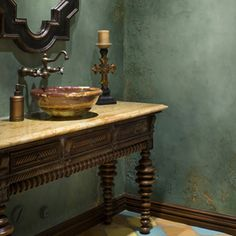 Teal Turquoise And Orange Combine Beautifully For Tuscan Decorating Colors We Are Currently Choosing Furniture Wall Decor And Decorating Accessories For A Parade Of Homes Project Teal Turquo. Design Exterior, Interior Design, Style Toscan, Rustic Italian Decor, Tadelakt, Tuscan House, Plaster Walls, Faux Walls, Textured Walls