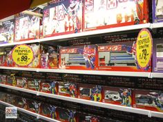 Curiosities: Toy Aisles from the 80's