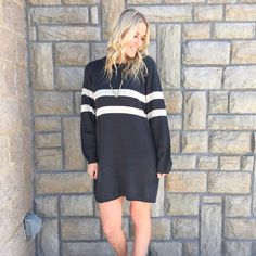Sweater dress🙋🏼 Comment below with PayPal to purchase and ship or comment for 24 hour hold #repurposeboutique#shoprepurpose#repurposemystyle#carthage#boutiquelove#style#trendy#musthaves#obsessed#fashion#spring#springready