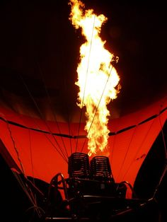Burner, Gas Burner, Flame, Heat, Fire, Balloon