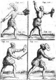 #fencing #esgrima #sword #buckler
