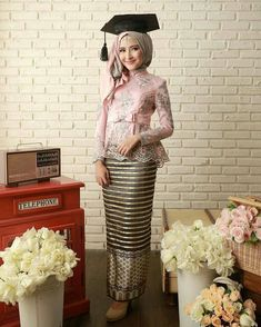 New wedding reception outfit gowns Ideas Kebaya Muslim, Kebaya Modern Hijab, Model Kebaya Modern, Kebaya Hijab, Kebaya Brokat, Kebaya Lace, Kebaya Dress, Sewing Patterns Girls, Clothing Patterns