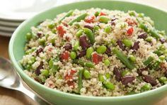 Three-Bean Salad with Quinoa | Whole Foods Market