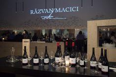 - La Loft, in Bucuresti, a avut lot loc o tripla premiera: Arezan Babeasca Neagra Arezan Feteasca Neagra 2011 si Leat 6500 The Origin Pinot Noir Pinot Noir, Wine, The Originals, Bottle, Flask, Jars