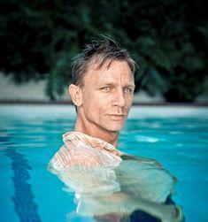 "iridescentclub: ""Daniel Craig Ph: Barry J Holmes """