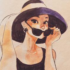 Art by Jisoo Kim* •