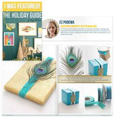 Creature Comforts in The Holiday Guide by Emily Henderson | Creature ComfortsCreature Comforts