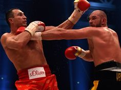 Peter Fury: 'United Kingdom is favourite to stage rematch with Wladimir Klitschko'