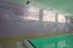 Déco murale originale pour l'hôtel Giardino Mountain***** à Saint-Moritz
