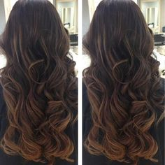 Subtle Ombre Highlights | 2015 Hairstyle Ideas