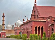 Uttar Pradesh Travel Guide About Aligarh Historical Fort And Aligarh Muslim University Aligarh Muslim University, Department Of Mechanical Engineering, Central Mosque, Alma Mater, Times Of India, Varanasi, Time Capsule, Bury, India Travel