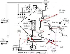 Ford 3000 Tractor Wiring Diagram  E2 80 A6 on harley davidson alarm wiring diagram