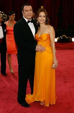 John Travolta and Kelly Preston Celebrities Then And Now, Famous Celebrities, Celebs, Famous Couples, Couples In Love, Power Couples, Cute Celebrity Couples, Celebrity Weddings, Celebrity Gallery