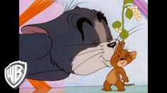 Guess even Tom & Jerry can't resist the power of the mistletoe then? Catch up with Tom & Jerry as they chase each other, avoid Spike, and play wit. Scooby Doo, Cartoon Kiss, Tom Und Jerry, The Wb, Animation, Classic Cartoons, Working With Children, Activity Games, Looney Tunes