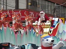 Santa Claus's reindeer - Wikipedia, the free encyclopedia