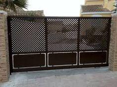 Manufacturer Shutter Doors And Gates India Fence Gate Design, Front Gate Design, House Gate Design, Main Gate Design, Entrance Design, Steel Grill Design, Grill Door Design, Metal Gates, Wrought Iron Gates
