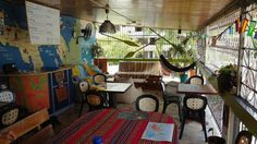 Hostal Mamallena (Panama City, Panama) A home away from home and great for budget travellers. This hostel is a great base for exploring Panama city and planning your next steps around Central America. Friendly staff and cool garden to chill in. A good choice