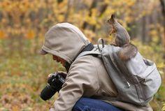 20 razones por las que ser fotógrafo de la Naturaleza es lo mejor