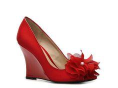 Lulu Townsend Blossom Wedge Pump High Heel Pumps Pumps & Heels Women's Shoes - DSW